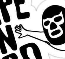 TOPE CON GIRO Sticker