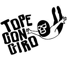 TOPE CON GIRO Photographic Print