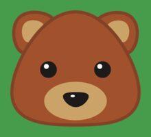 Cute Bear Kids Tee