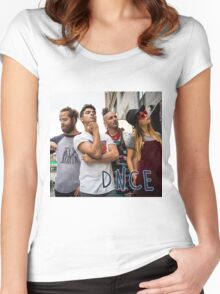 DNCE Cake By The Ocean Women's Fitted Scoop T-Shirt