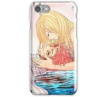 """"""" Don't leave me """" iPhone Case/Skin"""