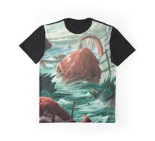 Creature of the Depths Graphic T-Shirt