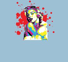 Marilyn Monroe Pop Art by the COLORBLiND ARTiST  Unisex T-Shirt