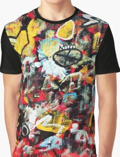 Happy Chaos Graphic T-Shirt
