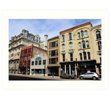 Downtown Milwaukee Art Print