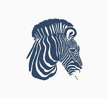 Hand Drawn Zebra Artwork Unisex T-Shirt