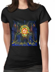 anthrax 2016 kings mojo Womens Fitted T-Shirt