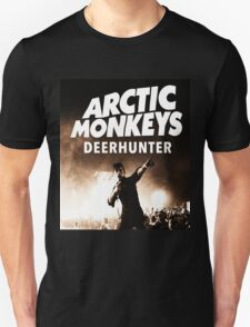arctic monkeys deerhunter 2016 mojo Unisex T-Shirt