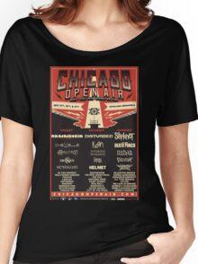 Chicago Open Air Music Festival 1 Women's Relaxed Fit T-Shirt