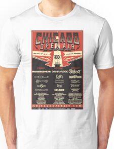 Chicago Open Air Music Festival 1 Unisex T-Shirt