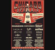 Chicago Open Air Music Festival 1 Unisex T-Shirt