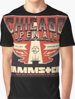 Chicago Open Air Music Festival 2 Graphic T-Shirt