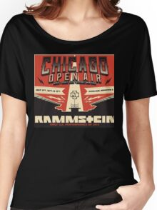 Chicago Open Air Music Festival 2 Women's Relaxed Fit T-Shirt