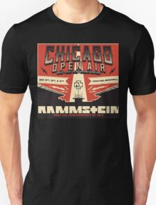 Chicago Open Air Music Festival 2 Unisex T-Shirt
