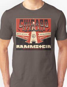 Chicago Open Air Music Festival 2 Unisex T-Shirt