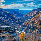 Blackwater Canyon by vivsworld