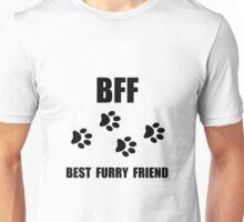 Best Furry Friend Unisex T-Shirt