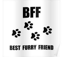 Best Furry Friend Poster