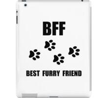 Best Furry Friend iPad Case/Skin