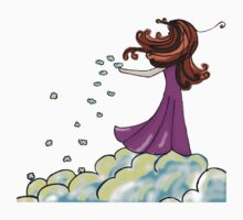 Cloud seeding Baby Tee