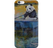 Panda Reflections iPhone Case/Skin