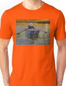 Panda Reflections Unisex T-Shirt
