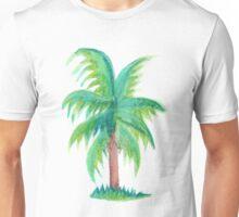 Green Palm Unisex T-Shirt