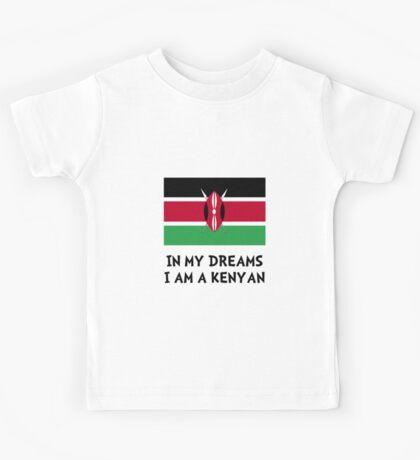 Dream Kenyan Kids Tee