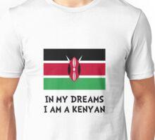 Dream Kenyan Unisex T-Shirt
