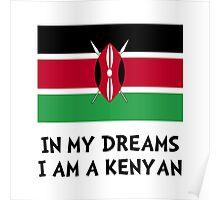 Dream Kenyan Poster