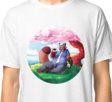 Tanuki Dad Classic T-Shirt