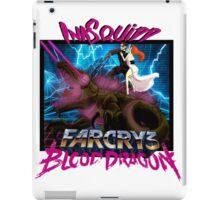 SQUIDS A FAR CRY  iPad Case/Skin
