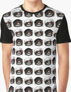 Kaneki Pattern Graphic T-Shirt