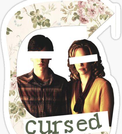 Cursed Sticker