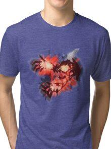 Darkyveltalrai official channel mascot no text Tri-blend T-Shirt