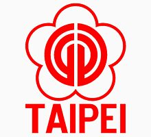 TAIPEI Men's Baseball ¾ T-Shirt