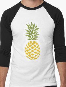 Pineapple Shmineapple Men's Baseball ¾ T-Shirt