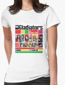 THE GLADIATORS Womens Fitted T-Shirt