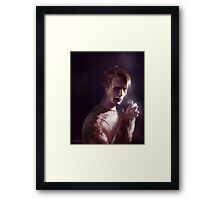 Mornings With a Cannibal Framed Print