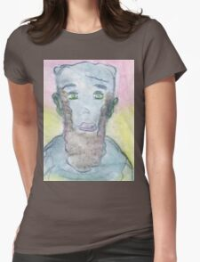 USA President Abraham Lincoln Womens Fitted T-Shirt