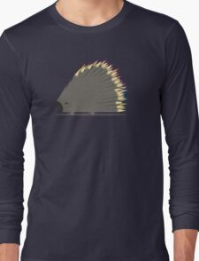 Porcupencil Long Sleeve T-Shirt