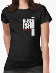 Oren Ishii, Kill Bill (White) Womens Fitted T-Shirt
