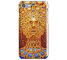 Alex Grey Colourfull 3 iPhone Case/Skin