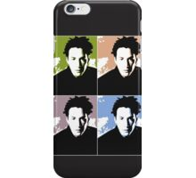 Keanu Reeves in the Matrix, 4 Colors iPhone Case/Skin