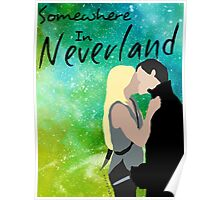 Captain Swan - Neverland Poster