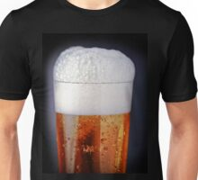 Full glass of cold beer Unisex T-Shirt