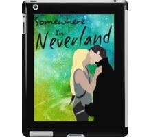 Captain Swan - Neverland iPad Case/Skin