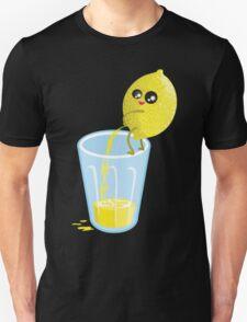 Zitrone pinkelt Limonade T-Shirt Unisex T-Shirt