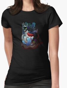 King Sombra Womens Fitted T-Shirt