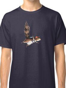 Skydiver Squirrel Classic T-Shirt